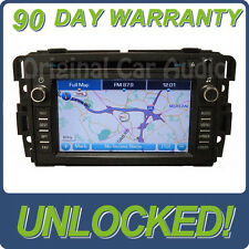 GMC Factory Navigation Radio GPS MP3 CD USB Changer 20939029 OEM UNLOCKED
