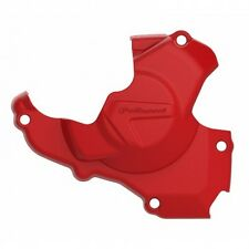 New Polisport Honda CRF 250 R 10-17 IGNITION COVER PROTECTOR Red CRF250