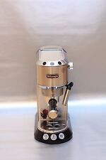 DeLonghi EC680 Dedica 15 Bar Pump Espresso and Cappuccino Maker Stainless Steel