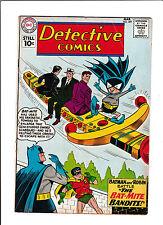 DETECTIVE COMICS #289  [1961 GD+]  BAT-MITE COVER!