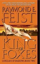 KING OF FOXES Raymond E Feist BRAND NEW BOOK Gift Quality BEST Ebay PRICE!