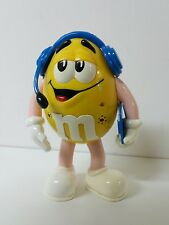 M & M Voice Recorder Figure Mars Inc 2001 ( model 91801) (GD)