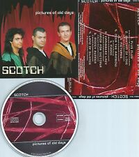 SCOTCH-PICTURES OF OLD DAYS-1987-REM. IN 2002-GERMANY-SONOPRESS ETCD11010-CD-NEW