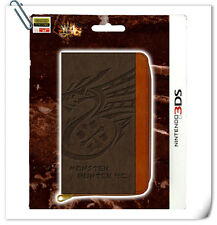 3DS Nintendo Monster Hunter X 4G 3DS Game Card Case Japan