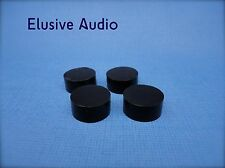 Audio Grade Sorbothane Isolation Feet x 4 (38mm x 20mm)