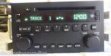 03 04 Buick Lesabre Radio Cd Player OEM 25756856 Bulk 4040
