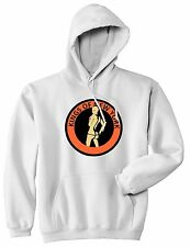 Kings Of NY Amber Color Logo Pullover Hooded Sweatshirt Hoodie Hoody Rose Style
