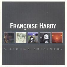 FRANÇOISE HARDY - ORIGINAL ALBUM SERIES 5 CD NEU