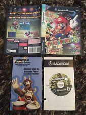 Gamecube Mario Party 6 No Manual L@@K