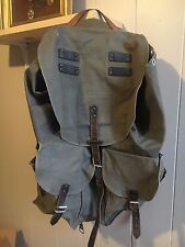 Vintage Austrian Military Rucksack/Backpack 1960's