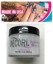 2 oz Professional Acrylic Adoro decori SNOW WHITE Powder like mia secret GLOBAL