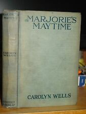 1911 Marjorie's Maytime, May-Day Celebration, Party, Circus Visit
