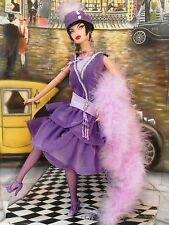 FASHION ROYALTY, JASON WU, KYORI SATO, REPAINT & RESTYLED fashions of the 1920's