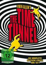 THE TIME TUNNEL remastered DIE KOMPLETTE DEUTSCHE STAFFEL 4 DVD Box Collection