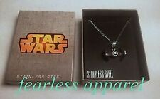 Star Wars Tic Ftc Drone Vader Stormtrooper Robot Comic Movie Pendant Necklace