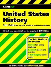 CliffsAP United States History Preparation Guide, 3rd Edition Hoffman, Abraham,