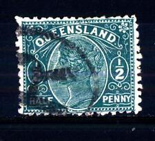 QUEENSLAND - 1890-1894 - Regina Vittoria