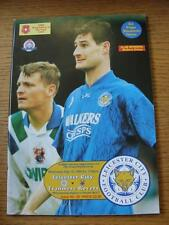 18/05/1994 Play-Off Semi-final división 1: Leicester City V Tranmere Rovers (It