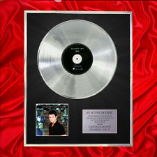 ALEJANDRO SANZ MAS   CD PLATINUM DISC VINYL LP FREE SHIPPING TO U.K.