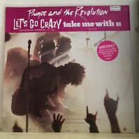 PRINCE Let's Go Crazy 1985 UK 3-track UK 12'' vinyl single EXCELLENT CONDITION