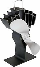 Ecofan 810 UltrAir Stove top fan self powered, nickel blade        ECOFAN810BN
