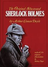 The Original Illustrated Sherlock Holmes Arthur Conan Doyle Hardcover