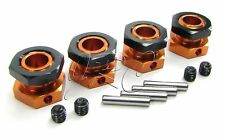 TROPHY Buggy 17mm WHEEL HEX & Hub nut set 101785 101082 67492 (HPI flux 107016