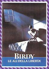 Cartolina Manifesto del Film - BIRDY LE ALI DELLA Libertà