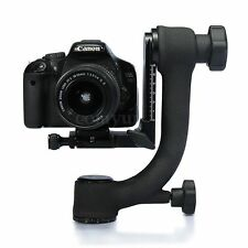Profession BEIKE BK-45 360° Swivel Panoramic Gimbal Tripod Head for Camera Lens