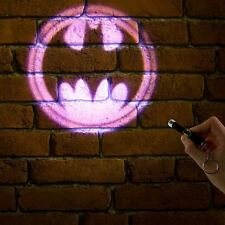 Batman Projection Torch Official DC Comics Pocket Keychain Bat-Signal Light