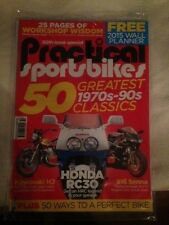 RG500 RGV250 RD500 NS400R RS250 RD350 TZR250 ........... PSB 50TH ISSUE SPECIAL