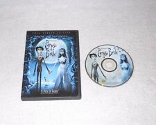 Tim Burton's CORPSE BRIDE Johnny Depp VERY GOOD CONDITION Helena Bonham-Carter