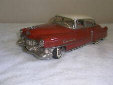 Gama rare friction tin Cadillac with steering made in Germany 1960s