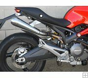 ESCAPE ENDY PRO GP DUCATI MONSTER 696 i.e. '08-'14