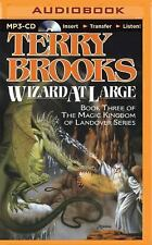 Landover: Wizard at Large 3 by Terry Brooks (2015, MP3 CD, Unabridged)