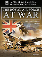 The Royal Air Force at War (3 DVDs) (RAF in WWII, Fighter, Bomber, Coastal)