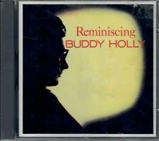 BUDDY HOLLY - REMINISCING CD