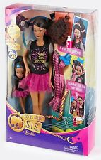 Barbie So In Style Locks Of Looks Trichelle And Janessa Dolls~BRAND NEW~