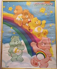 Care Bears Framed Collectible Poster By Trends Collectible Gift