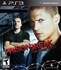 Prison Break: The Conspiracy - Playstation 3 Game
