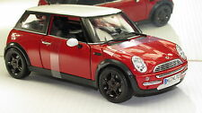MINI COOPER RED  BLACK RIMS  NEW IN BOX