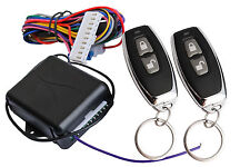 12V Universal Car Keyless Entry Central Locking Remote Control System /2195