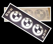RIFRANGENTI REFLECTIVE STICKERS ADESIVI BMW - The1200stickerS