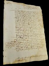 VERY OLD DOCUMENT 1547