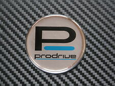 Prodrive - Subaru Impreza (60mm) PFF-7 Speedline Gel Wheel Centre Decals x 4