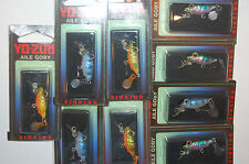 9 lures kit assortment yo zuri aile goby trout ultralight fishing bait fan tail