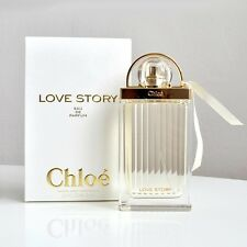 PROFUMO CHLOE' LOVE STORY 75 ML EDP SPRAY READ BELOW  ORIGINALE