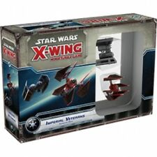 Imperial Veterans X-Wing (Star Wars) Expansion Pack Brand New