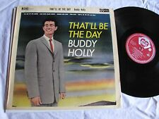 Original Buddy Holly That'll Be The Day UK Ace of Hearts RARE near mint soft cvr