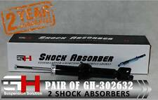 2 NEW REAR OIL SHOCK ABSORBERS FOR HONDA BALLADE CIVIC IV V ///GH-302632///